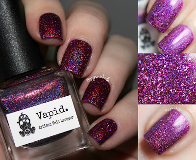 Vapid Lacquer Whatz-Her-Face | XXX Dirty Holos