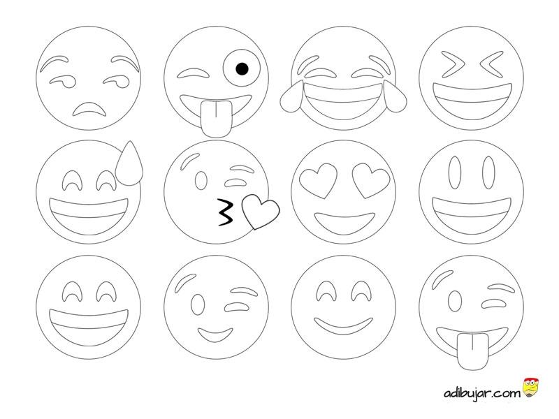 Smile Whatsapp Da Colorare Migliori Pagine Da Colorare