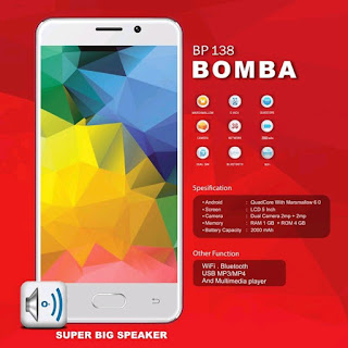 Download Firmware Bellphone BP 138 Bomba