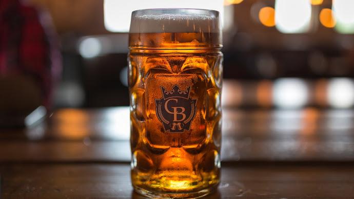 Wallpaper: Drink. Beer. Central Bierhaus