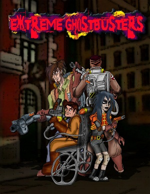 Zone archive extreme ghostbusters