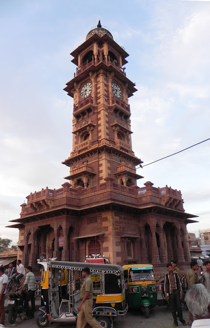 Ghanta-Ghar-in-Jodhpur-Tour