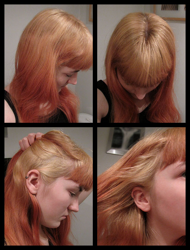 Dyeing Blonde Hair 97