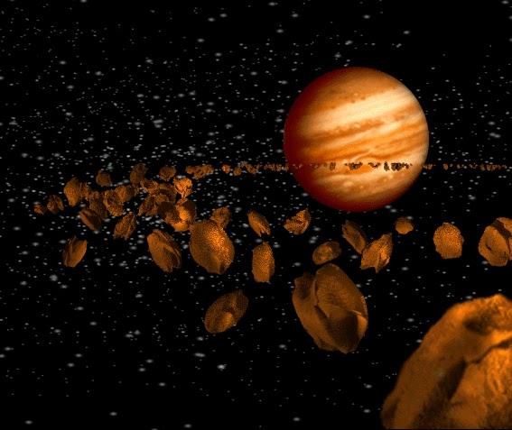 Asteroid, Komet, Meteroid, Meteor, & Meteorit | Otaku Astro