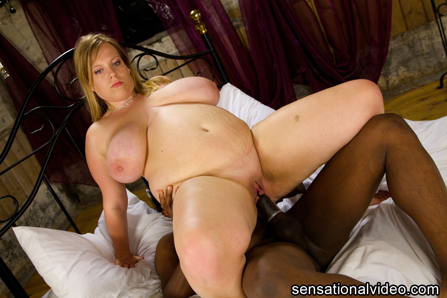 Omar in british bbw bombshell claire - 1 part 3