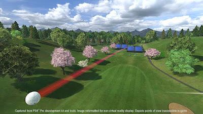 Everybodys Golf Vr Game Screenshot 3