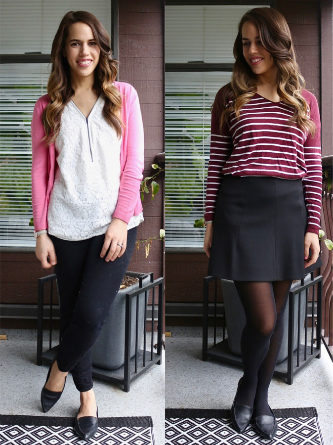 Jules in Flats - March Outfits Week 4