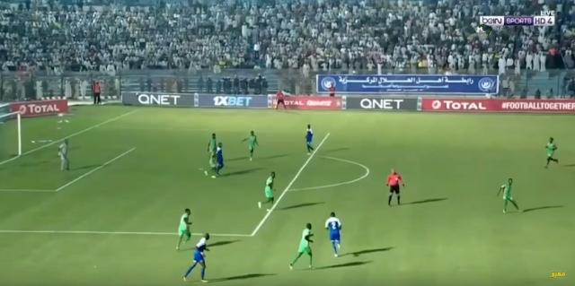 اهداف مباراة الهلال وزيسكو يونايتد 3-1 اليوم - مباراة مولعة