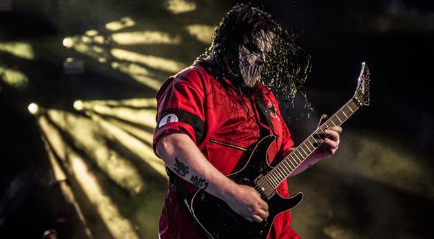 Slipknot Iowa Live