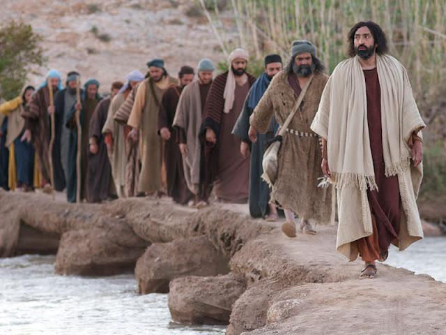 L'appel des disciples