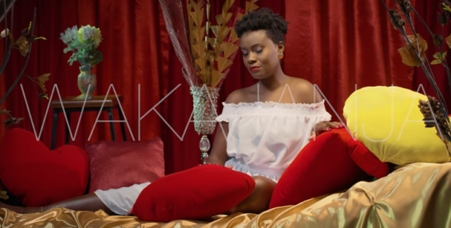 Juliana Kanyomozi - Wakajanja Video