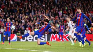Em jogo épico, Barcelona vence PSG por 6x1 e avança às quartas da Liga dos Campeões.