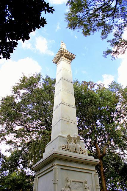 Pulaski Monument {Savannah, GA}
