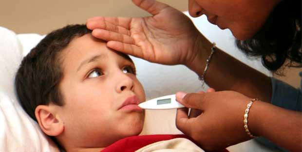 Cara Mengatasi Demam pada Anak Secara Herbal