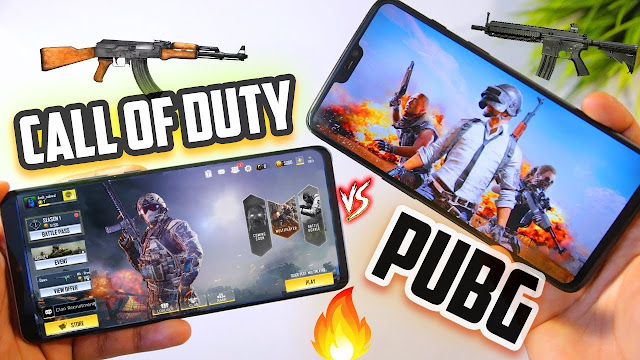 Call-of-Duty-Mobile-Vs-PUBG-Best-Battle-Royale-Mobile-Game