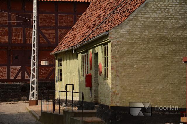 Zdjęcia z Den Gamle By w Duńskim Aarhus