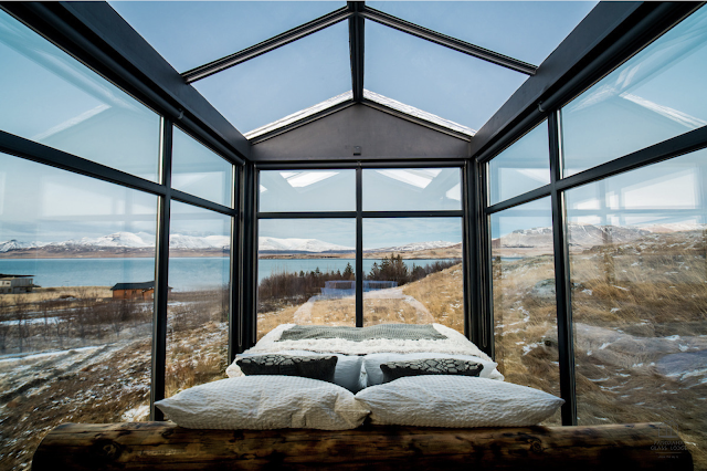 Panorama Glass Lodge