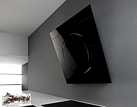 Mobili da cucina di grandi dimensioni: Cappa aspirante senza ...