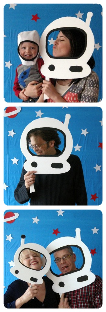spaceship astronaut party - photo #21