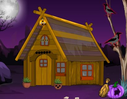 Escape007Games Halloween Owl Forest Escape