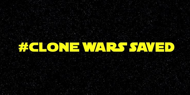 News: Star Wars: The Clone Wars Revival Will End The Series