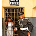 Wow!  See These Creative Pre-wedding Photos Of A Police Officer & His Bride-to-be
