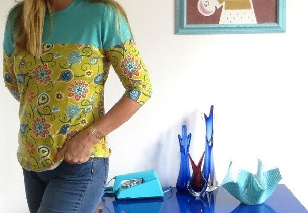 sewing ensis tee by papercut patterns