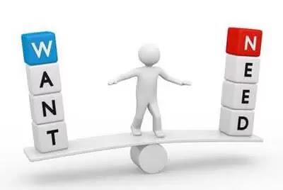 Menganalisa Perbedaan Kebutuhan Dan Keinginan Dalam Mengolah Keuangan Keluarga
