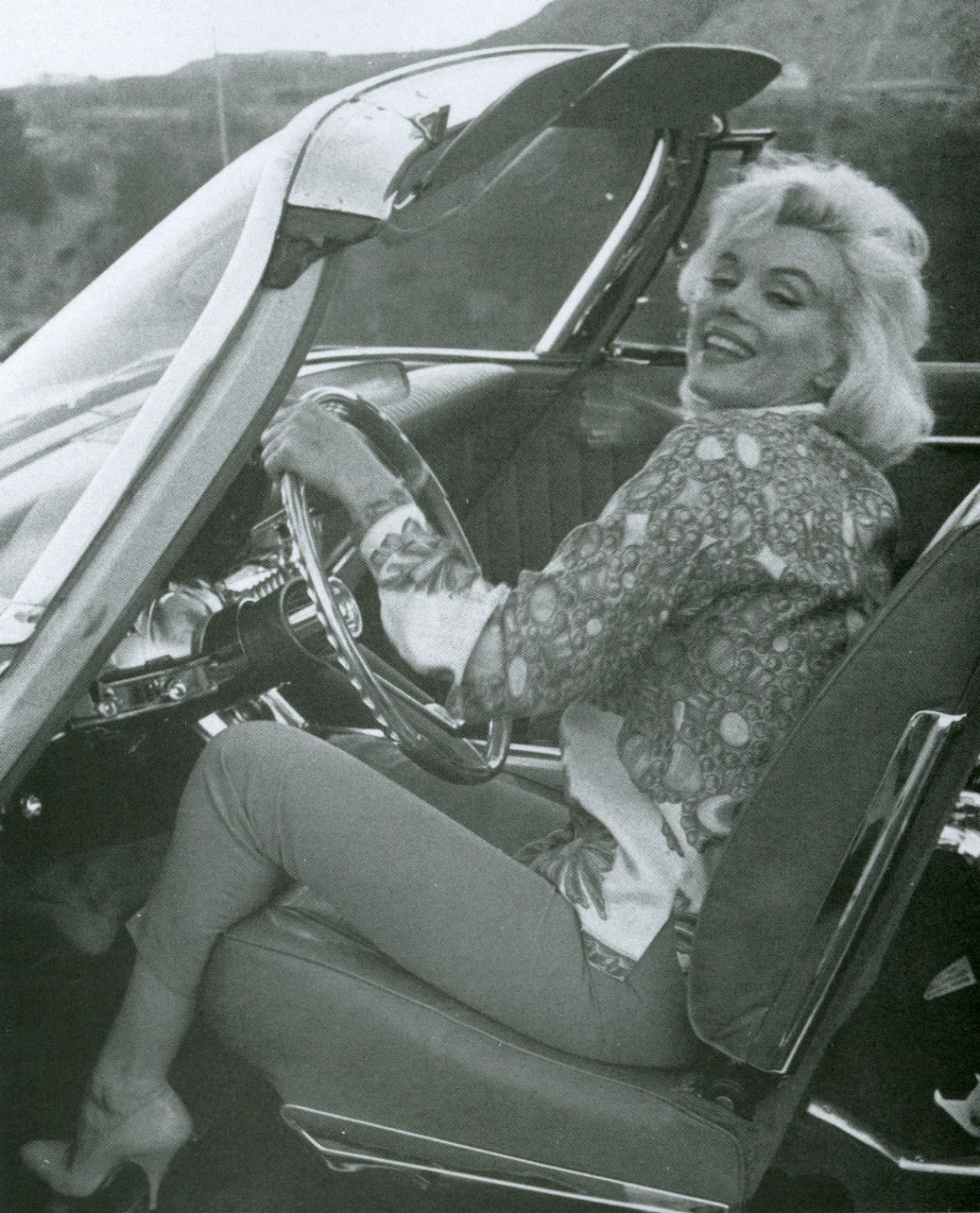 Marilyn Monroe Car : marilyn, monroe, Phscollectorcarworld:, Cars:, Marilyn, Monroe's, Cars--Where, Updated!
