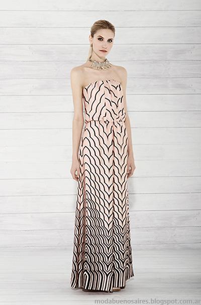 Carmela Achaval verano 2015 moda.