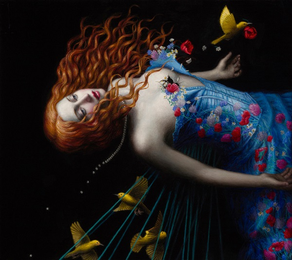 Deliverance by Chie Yoshii