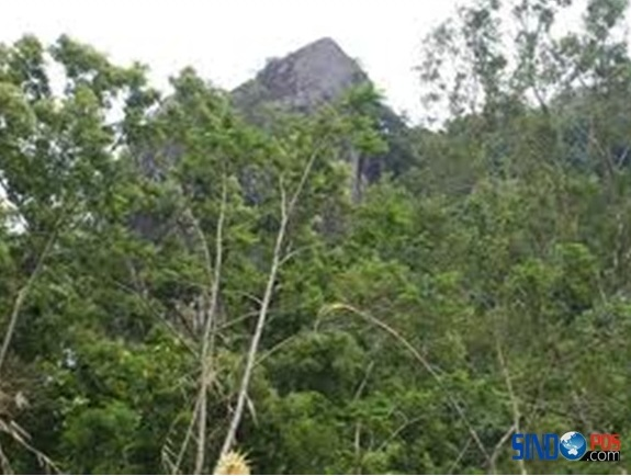 Wisata Gunung Limo Pacitan
