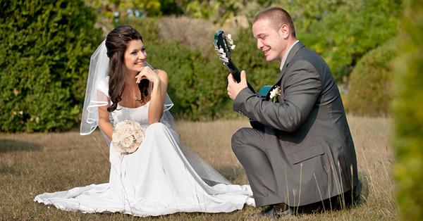 интересни места за сватбена фотосесия