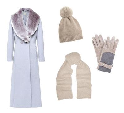 Верхняя одежда гардероба в Романтическом стиле Project 333