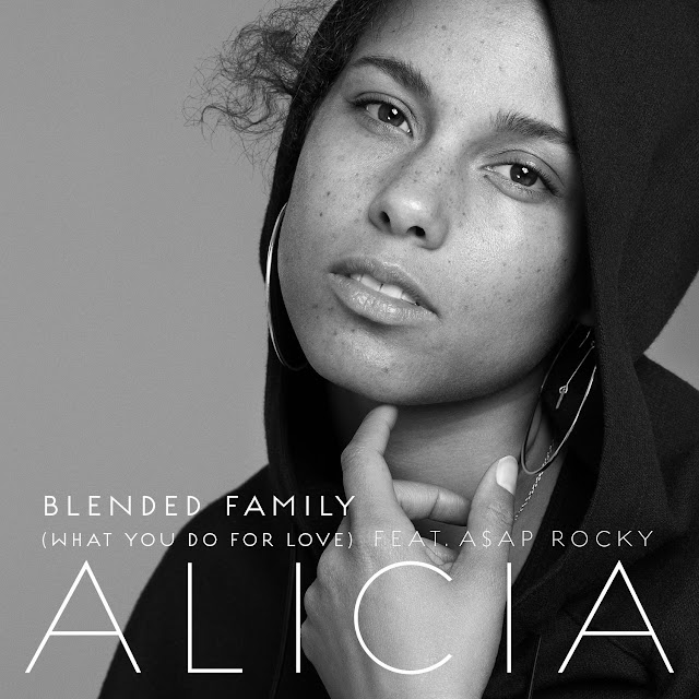 Alicia Keys – Blended Family (What You Do For Love) (feat. A$AP Rocky)