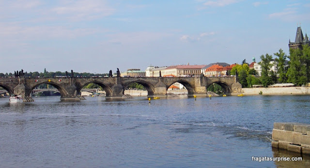 Praga, República Tcheca, Ponte Carlos