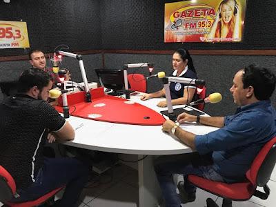 Gestora Laura Prado concede entrevista à Gazeta FM e explica resultados  positivos da Escola Sebastião Rabelo, em SJEgito - Blog do Marcello  PatriotaBlog do Marcello Patriota