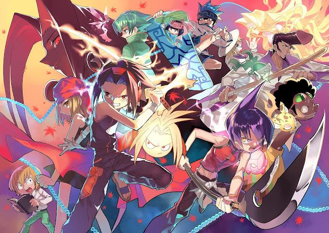 Rekomendasi Anime Action Pada Tahun 2000 - 2005