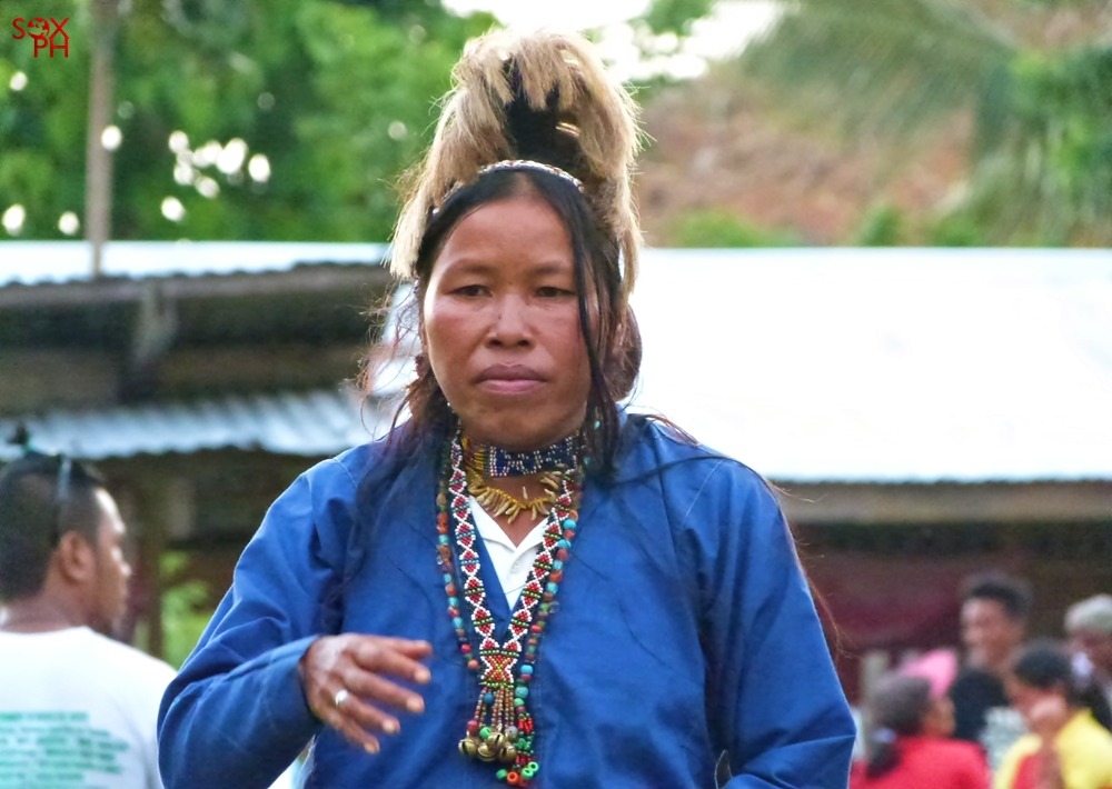 Teduray Woman