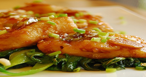 Ginger Chili Fish Fillets Recipe