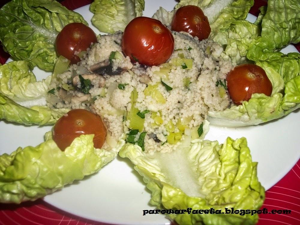 przepisy na warzywa z parowaru