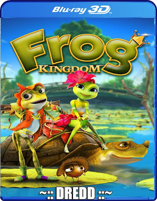 Frog Kingdom 2013 Dual Audio BRRip 480p 150mb HEVC x265