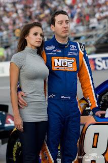 Profession And Education Kyle Busch Wife Samantha Busch