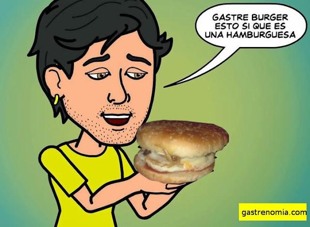 La mejor hamburguesa del mundo
