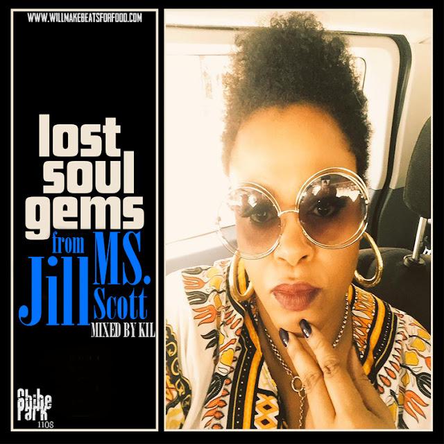 Lost Soul Gems from Ms. Jill Scott Mixtape