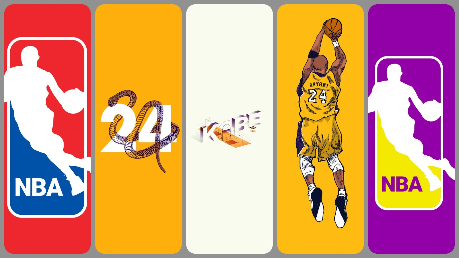 Kobe Bryant Cool Wallpapers for Phone