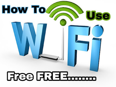 How to free wifi setting