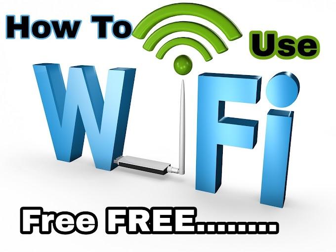 wi-fi kya hai ? फ्री में Wifi का use कैसे करे