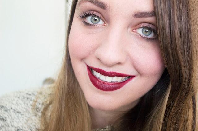 Nars Audacious Lipstick Bette