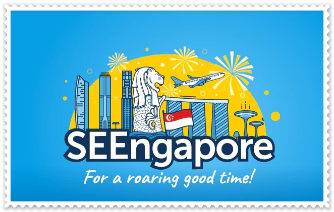 Traveloka SEEngapore - For a roaring good time!